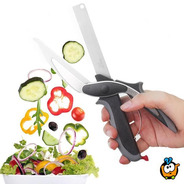Smart Cutter - 3 u 1 nož i daska za sečenje namirnica