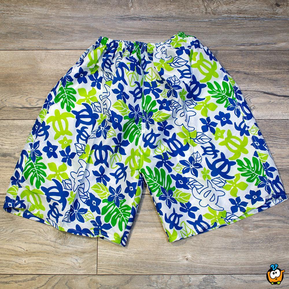Moderan muški šorts za kupanje - SUMMER TURTLE