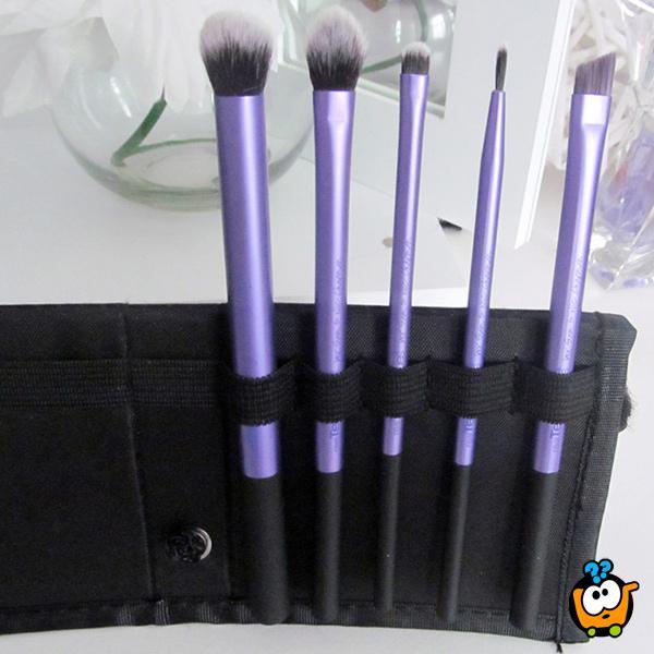 Real Techniques - Profesionalan set od 5 četkica za šminkanje