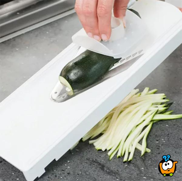Super fino rende V-SLICER PLUS