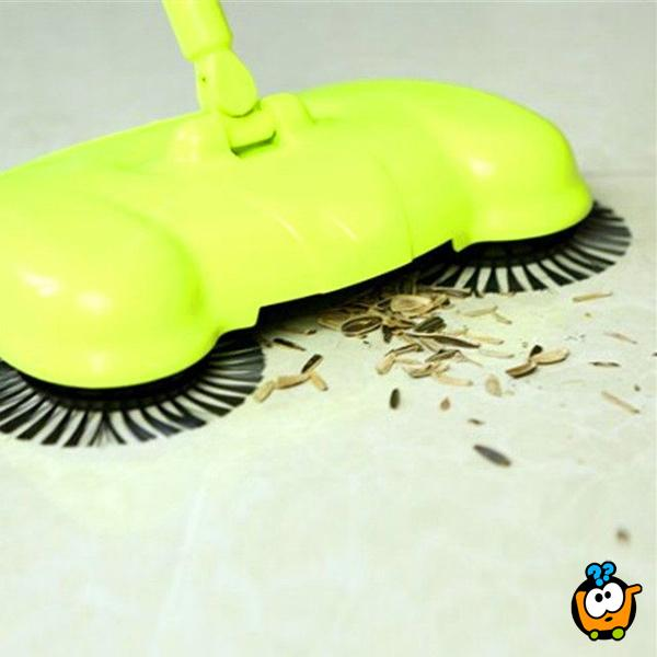 Smart Dustman - Bežični usisivač za čiste podove