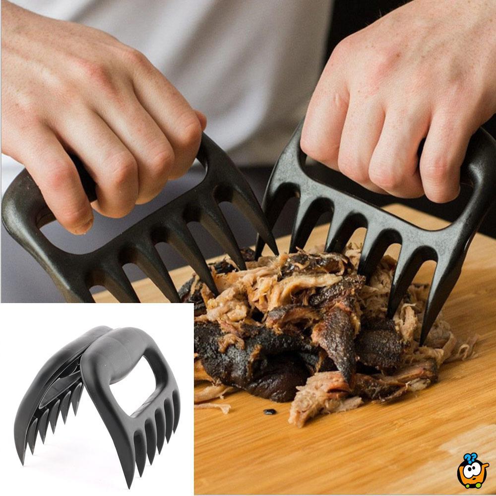 Meat Claws - Kandže za pridržavanje, komadanje i sečenje mesa