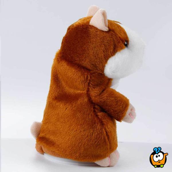 Talking Hamster - Hrčak koji govori