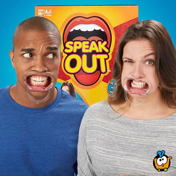 Igra izazova - Speak Out Game - Čik pogodi sta ti kažem