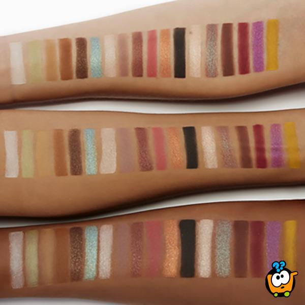 Too Faced - CLOVER ekskluzivna paleta senki razigranih boja