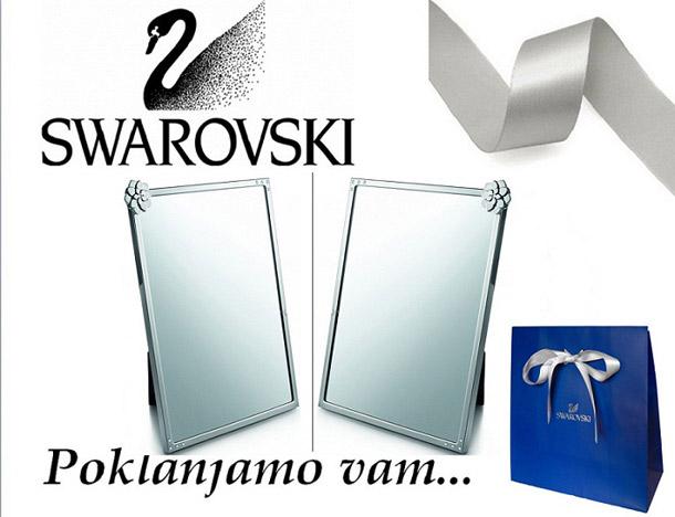 Poklon akcija u prodavnici Swarovski!