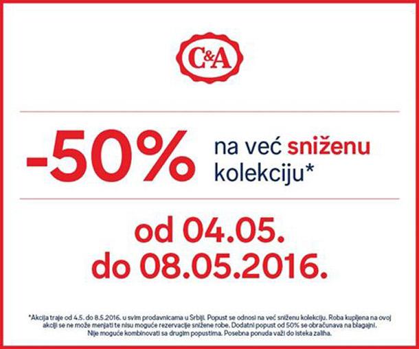 C&A akcija!