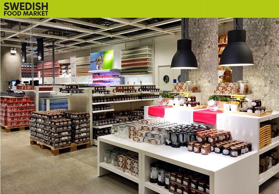 Otvara se prvi Swedish food market