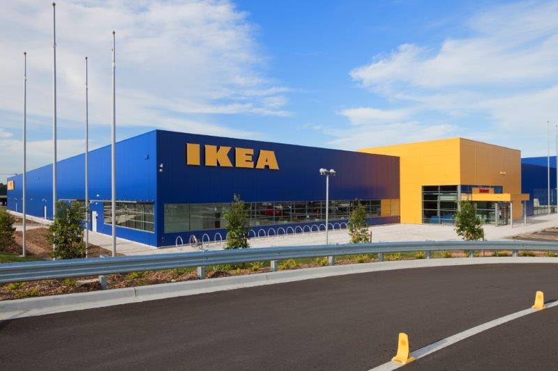 Autobuska linija do robne kuće IKEA u Bubanj potoku