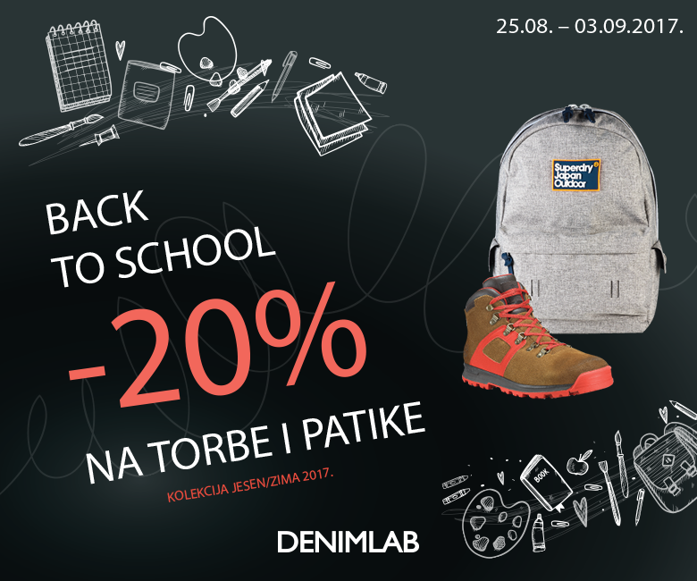 DENIMLAB - Back to school