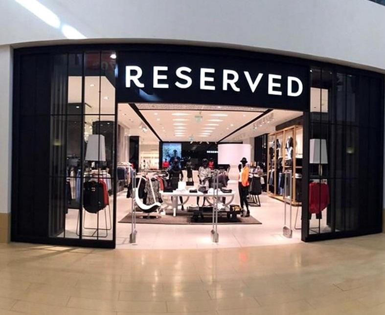 Prva Reserved prodavnica u Srbiji