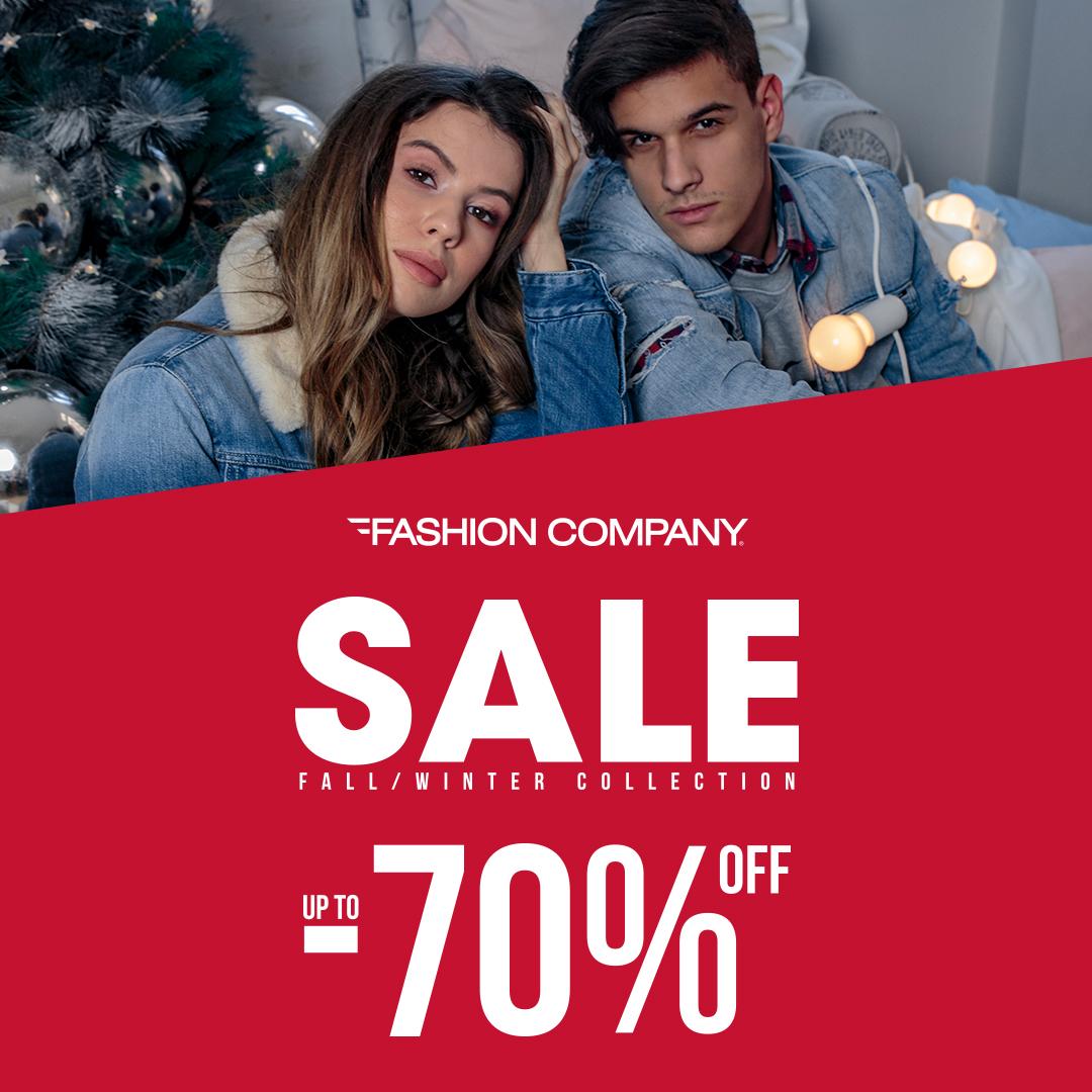 Fashion Company - SEZONSKO SNIŽENJE DO 70%