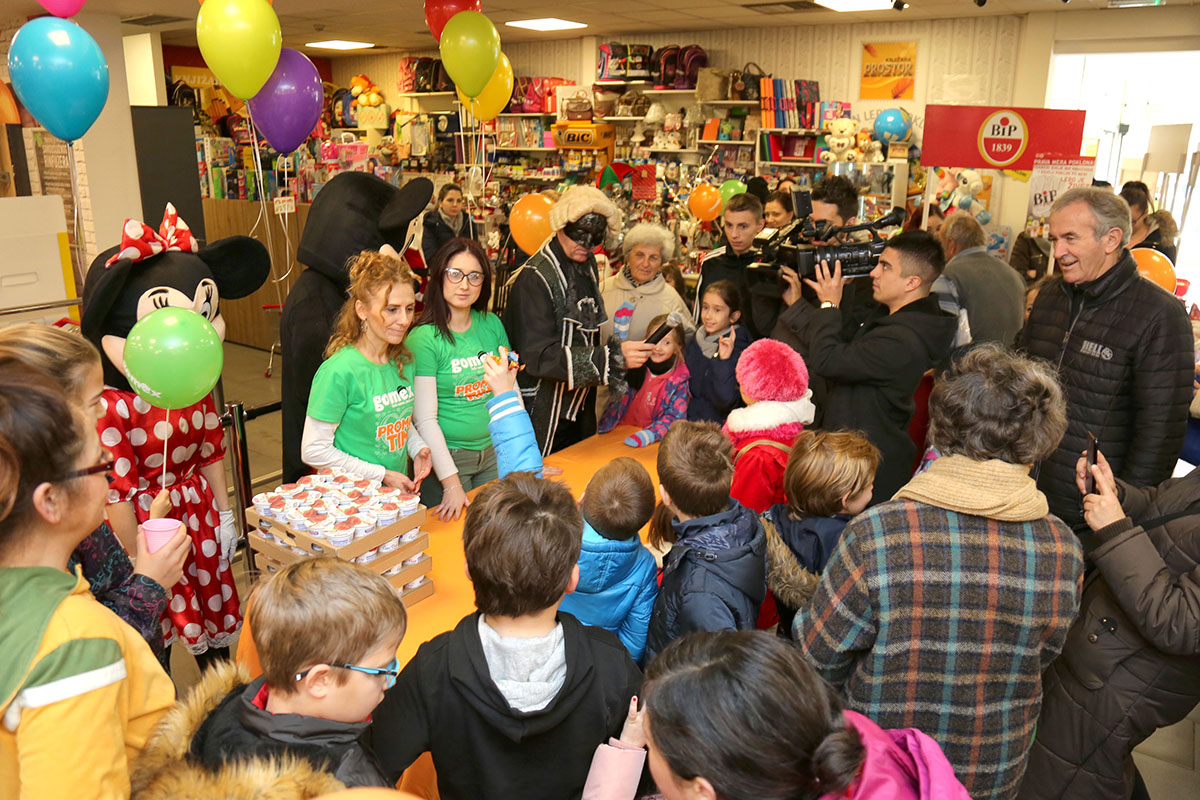GOMEX: Supermarket TOTAL Zrenjanin proslavio 12. rođendan