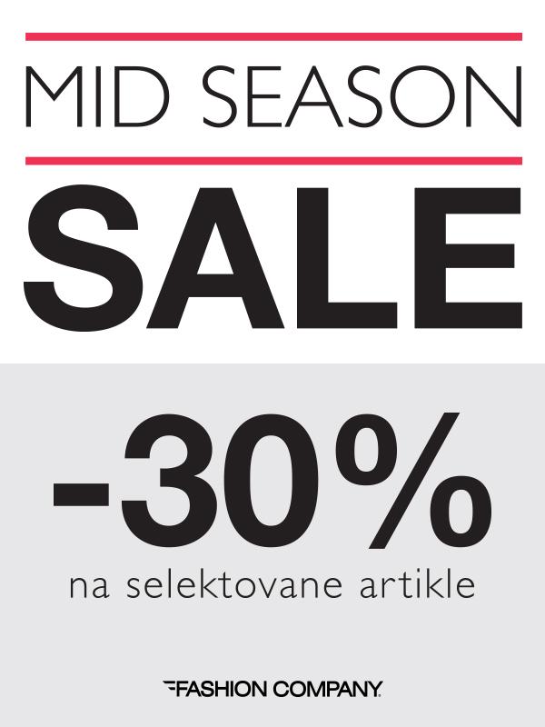Fashion Company - MID SEASON SALE