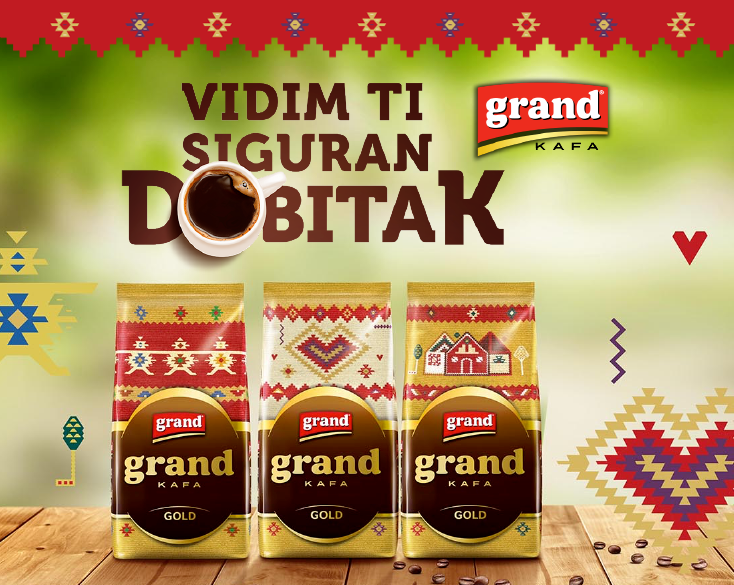 Grand kafa nagradna igra - sakupljaj bodove i zameni ih za Metalac posuđe