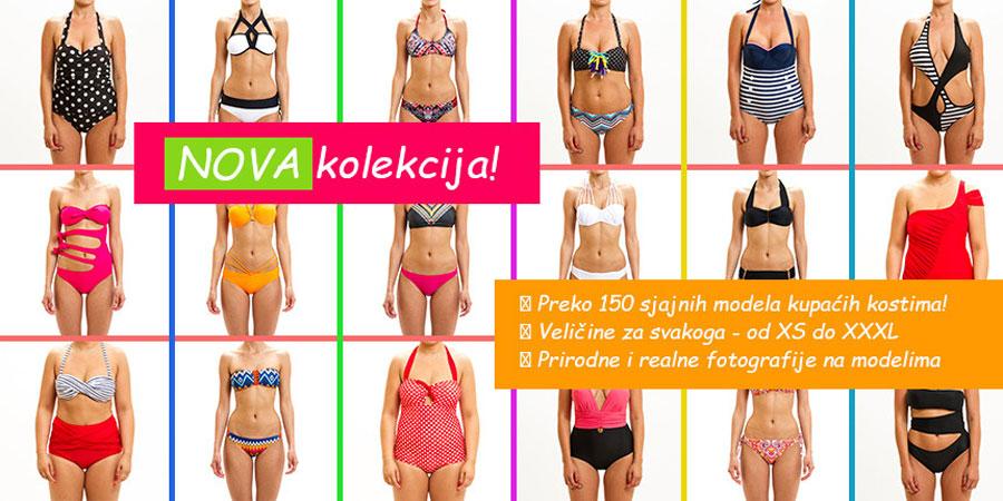 Koji kupaći kostim idealno pristaje vašoj figuri?