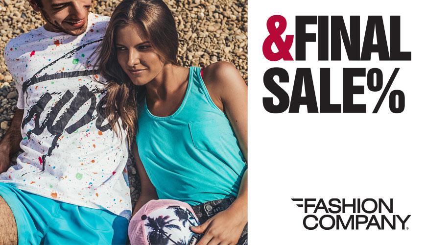 Fashion Company - FINALNO SNIŽENJE LETNJIH KOLEKCIJA