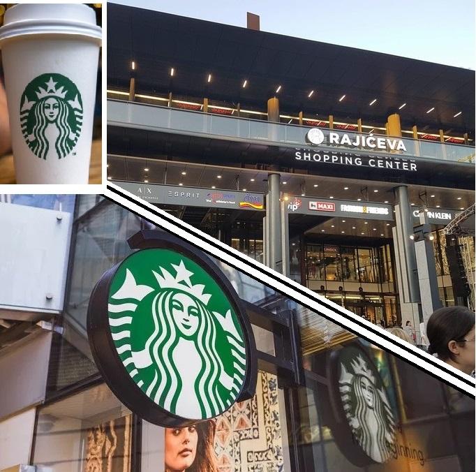 Otvara se prvi Starbucks u Srbiji!