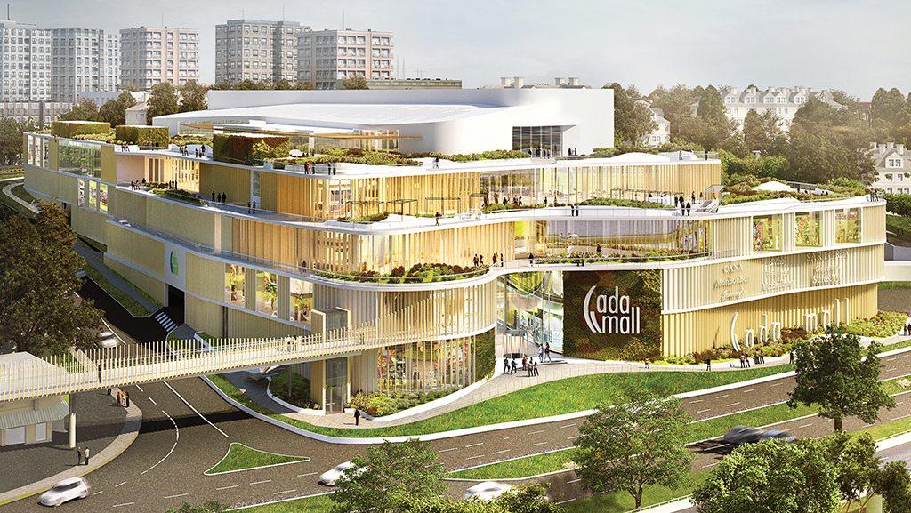 Otvaranje šoping centra Ada Mall