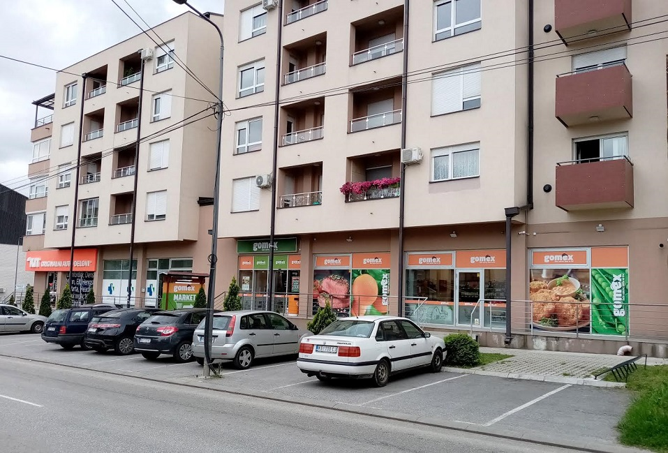 GOMEX: Prvi objekat u Kragujevcu