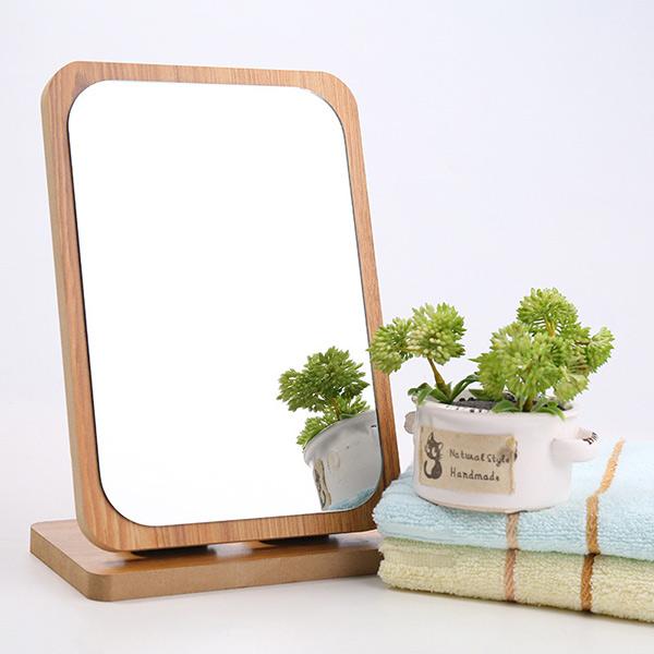 Make up miror - prenosivo ogledalo sa postoljem