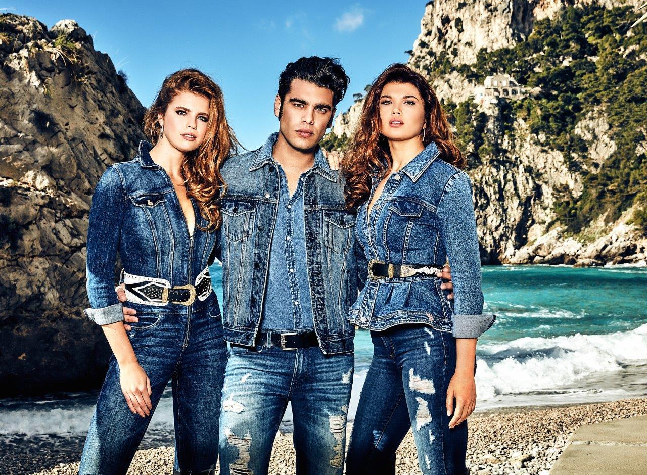 Mediteranski vajb nove GUESS kampanje