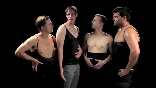 Urnebesno! Muškarci su rešili da otkriju u čemu je tajna steznika!