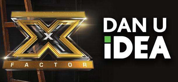 Takmičari X Factora u IDEA Super prodavnici u Ušću