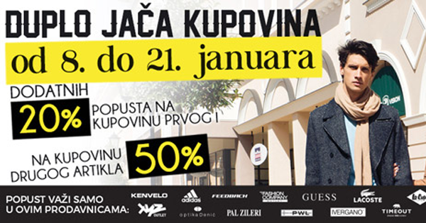 Fashion park Outlet Inđija