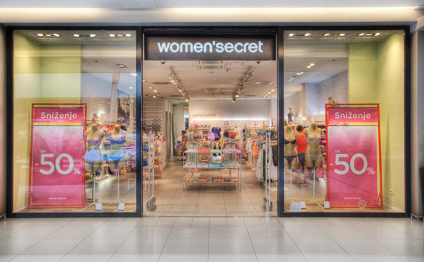 Women'Secret sniženje!
