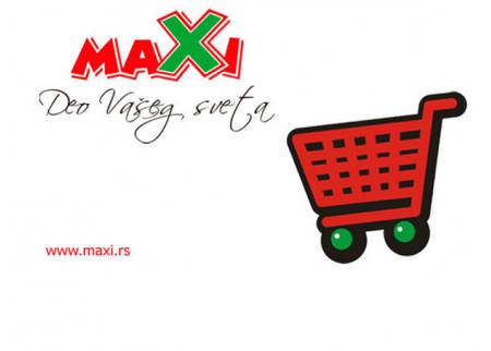 Novi Maxi supermarket