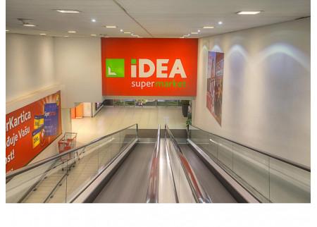 Otvorena nova IDEA prodavnica u Kaluđerici
