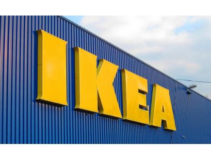 IKEA nameštaj u Parizu, ali u metrou umesto klupa