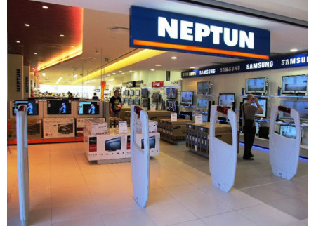 Neptun Electronics u Beogradu i Nišu