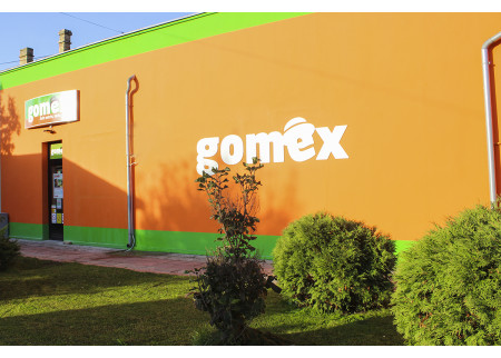 GOMEX stigao u Višnjićevo