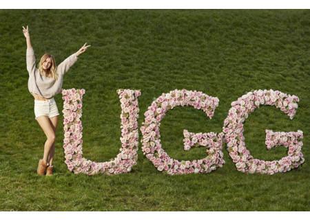 UGG predstavlja ROSIE HUNTINGTON-WHITELEY kao svog prvog globalnog ambasadora!