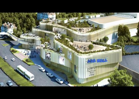 Još jedan tržni centar u Beogradu - ADA MALL