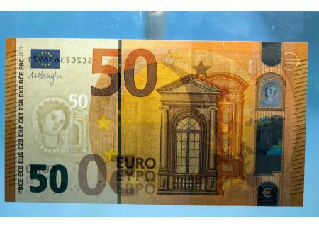 Nova novčanica od 50 evra