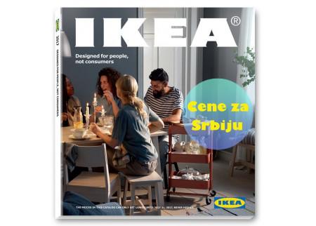 IKEA objavila kataloge sa cenama svojih proizvoda za Srbiju!