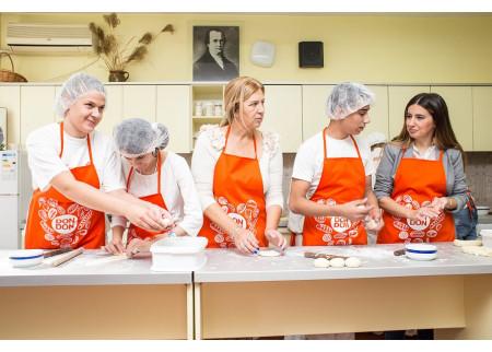 Kompanija Don Don - Edukativna radionica za buduće pekare