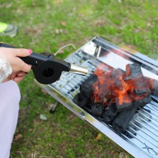 BBQ Fire Starter  - Ventilator za raspaljivanje roštilja