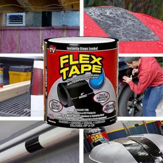 FLEX TAPE - Super jaka vodootporna izolir traka za sve vrste popravki
