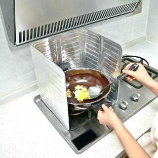 Aluminijumska žastita od prskanja ulja tokom kuvanja