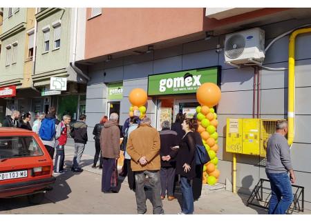 GOMEX: Novi objekti u Somboru i Smederevu