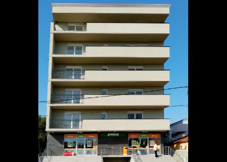GOMEX: Prvi objekat u Borči