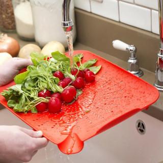Drain board -  Višenamenska prostirka, cediljka za voće i povrće