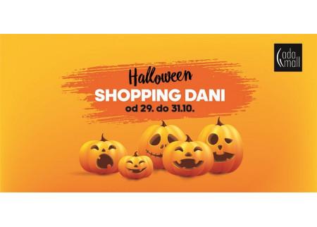 Super šoping i zabava u Ada mall-u za Halloween dane