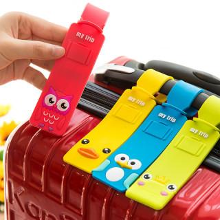 Luggage tag - Kartice za obeležavanje prtljaga u veselim dezenima