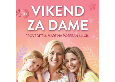 Ada Mall: Vikend za dame