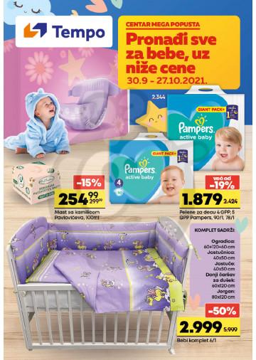 Katalog - Sve za bebe